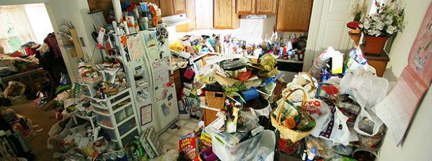 biriktirme bozukluğu pis ev