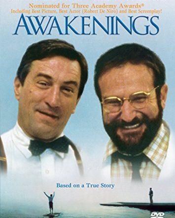 Oliver Sacks'ın otobiyografi olarak kaleme aldığı Awakenings adlı kitaptan uyarlanan Robin Williams ve Robert De Niro gibi usta oyuncuların yer aldığı yönetmenliğini Reeny Marshall'ın yaptığı film, bu soruyu dolu dolu işliyor.