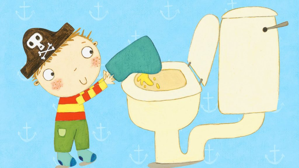 Anne Tuvaletim Geldi ! (Çocuklarda Tuvalet Eğitimi) | Ne Okumalı ?